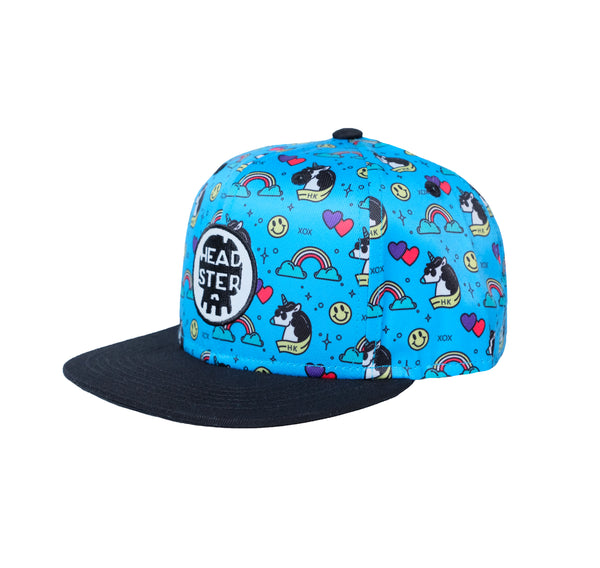 unicorn-party-blue-snapback-hat-kids-babies-45
