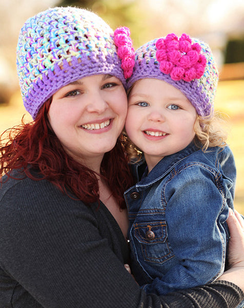 Mommy and Me Jelly Cream Pie Hat