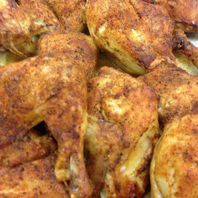Baked Chicken Leg & Breasts
