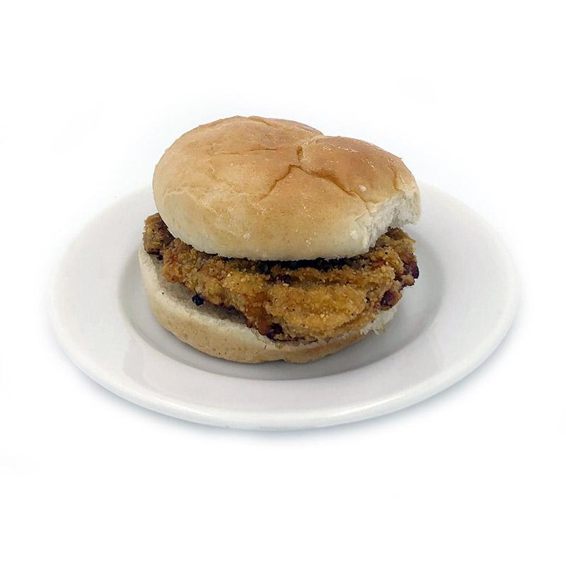 Breaded Pork Tenderloin patties