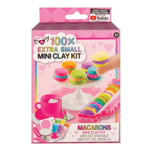 100% Extra Small Mini Clay Kit, Food