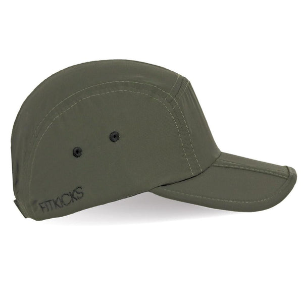 FitKicks Folding Cap