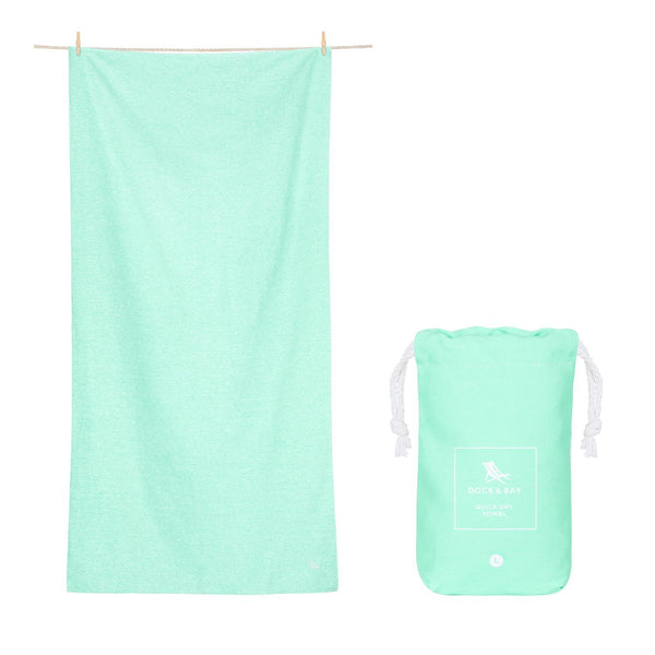 Eco Sand Free Beach Towels