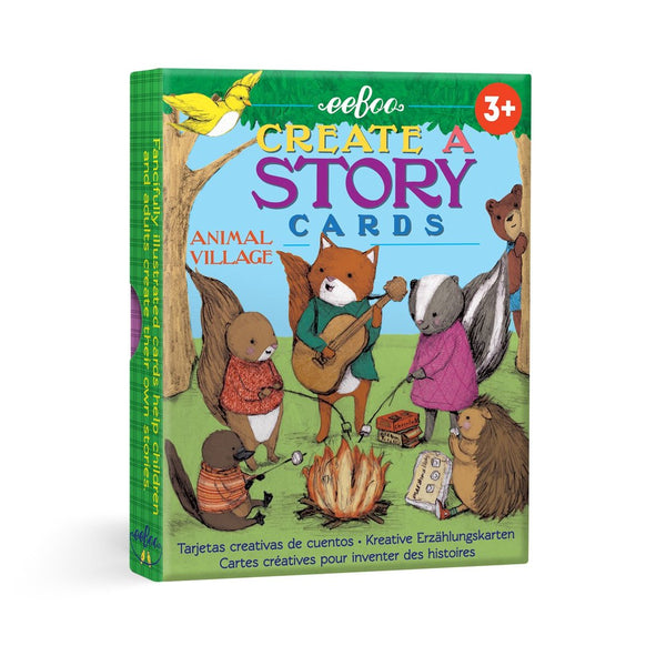 Create a Story Cards