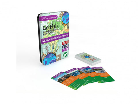 GO FISH - Monuments & Landmarks
