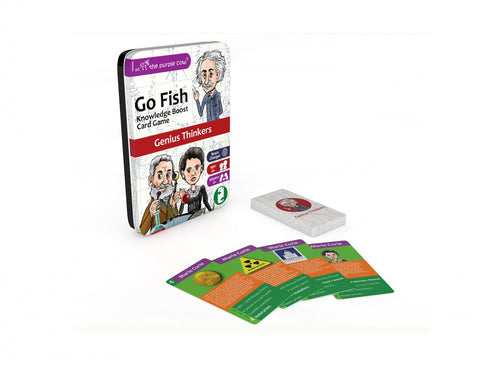 GO FISH - Genius Thinkers