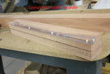 CNC: Custom Electric Guitar Neck Routing System