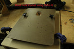 CNC: PRO Flat Top Electric Guitar Body Routing System