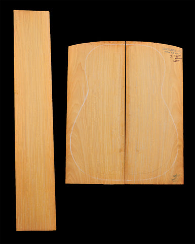 Euphonon Figured Satinwood