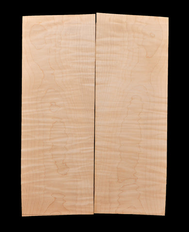 Eastern Maple 5A Slip Matched Caved Top