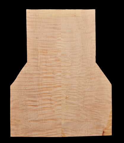 Eastern Maple Master Grade Carved Top