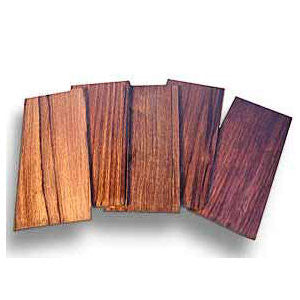 Madagascar Rosewood Headplates