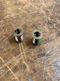 High Carbon Steel Threaded Inserts