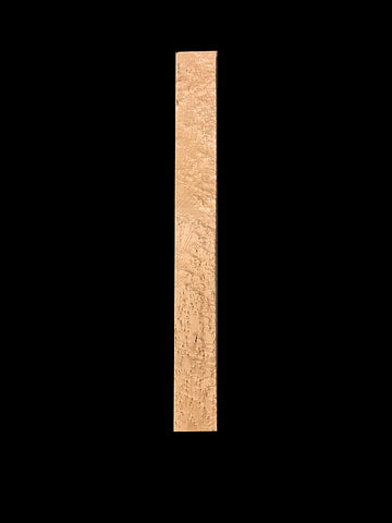 Birdseye Maple Electric Guitar Neck Blank .850 Thick