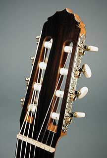 Indian Rosewood Headplates
