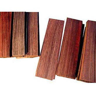 Indian Rosewood Bridge Blanks