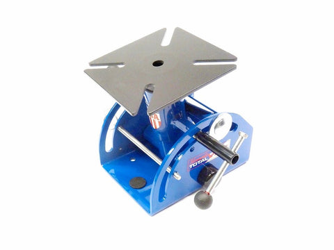 Howard's Crossover Vise ll with Bench Vise Mounting Plate Package