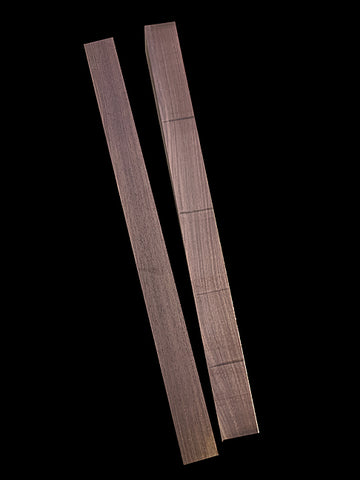 Indian Rosewood Neck Blanks