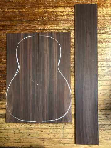 Old Growth Indian Rosewood-OO