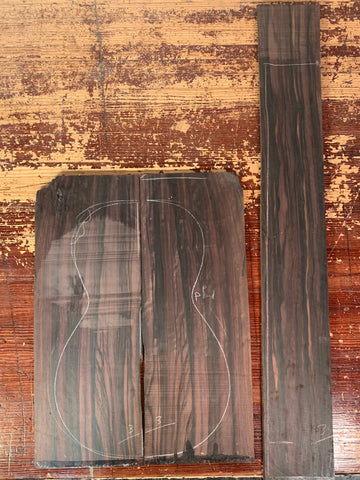 Royal Macassar Ebony