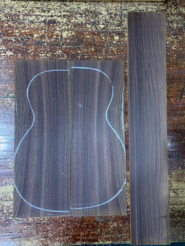 Indian Rosewood (Roger Sadowsky Collection)