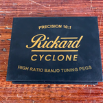Rickard Cyclone High Ratio Tuning Pegs Set Of 6 (10:1)