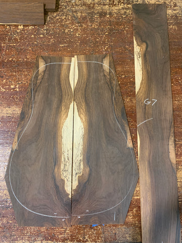Brazilian Rosewood (Roger Sadowsky Collection)