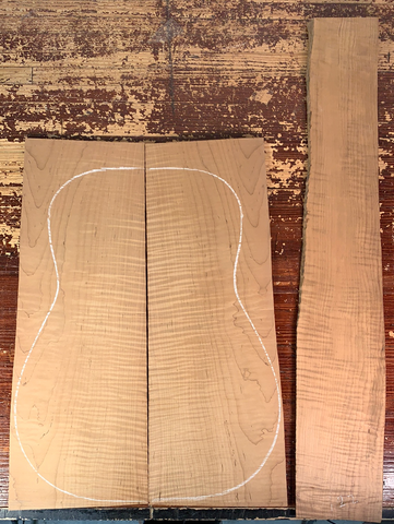 Tempered Maple