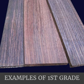 Indian Rosewood Fingerboards