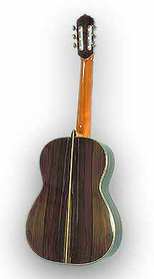 Ramirez Classical Guitar Plan