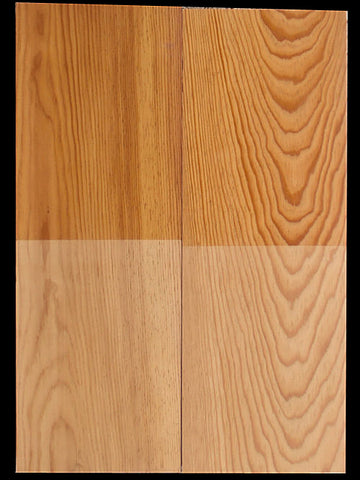 Tempered Northern Red Pine Electric Body Blank