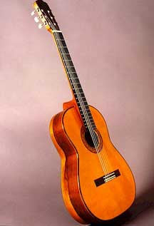Lopez Classical Guitar Plan