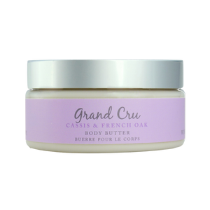 Cassis & French Oak Body Butter