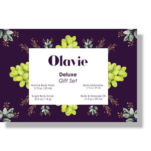 Deluxe Holiday Gift Set - Olavie