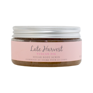 Tuscan Fig Sugar Body Scrub - Olavie