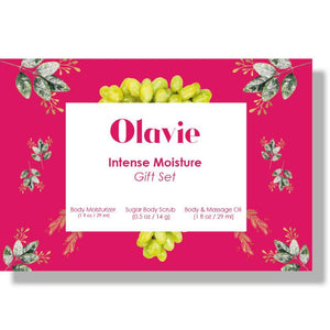 Intense Moisture Holiday Gift Set - Olavie