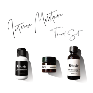 Intense Moisture Travel Set