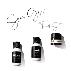 Skin Glow Travel Set