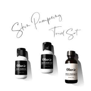 Skin Pampering Travel Set