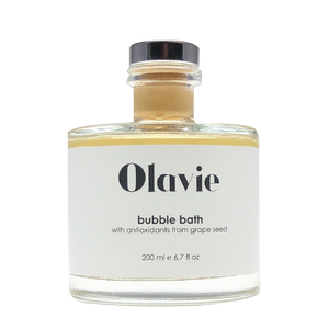Chardonnay Antioxidant Bubble Bath - Olavie