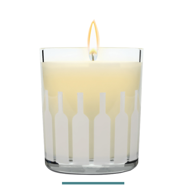 Fir Balsam Scented Candle - Olavie
