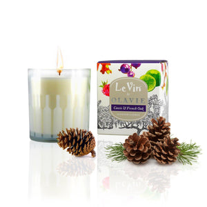 Holiday Candle Trio (set of three different 8.4 oz candles) - Olavie