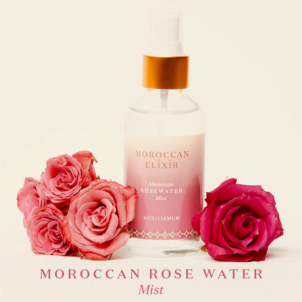 Rose Water Mist for Acne