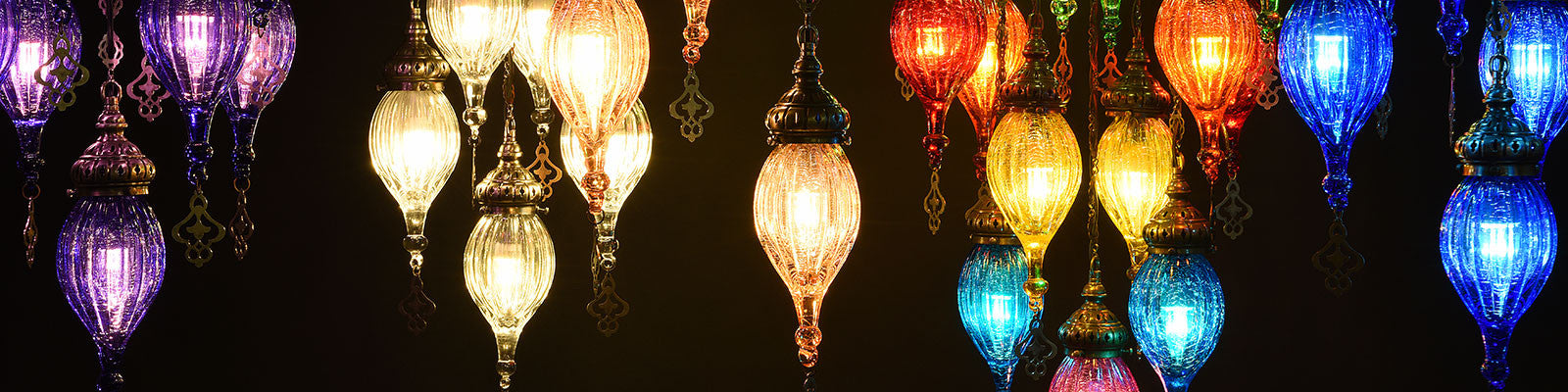 Turkish Chandeliers and Lamps