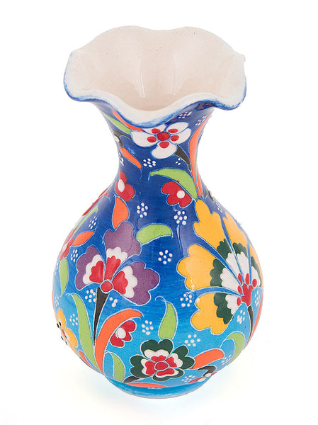 Decorative Vase, Blue
