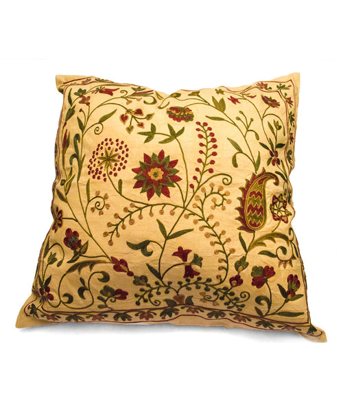 Pillow Case - Suzani Silk