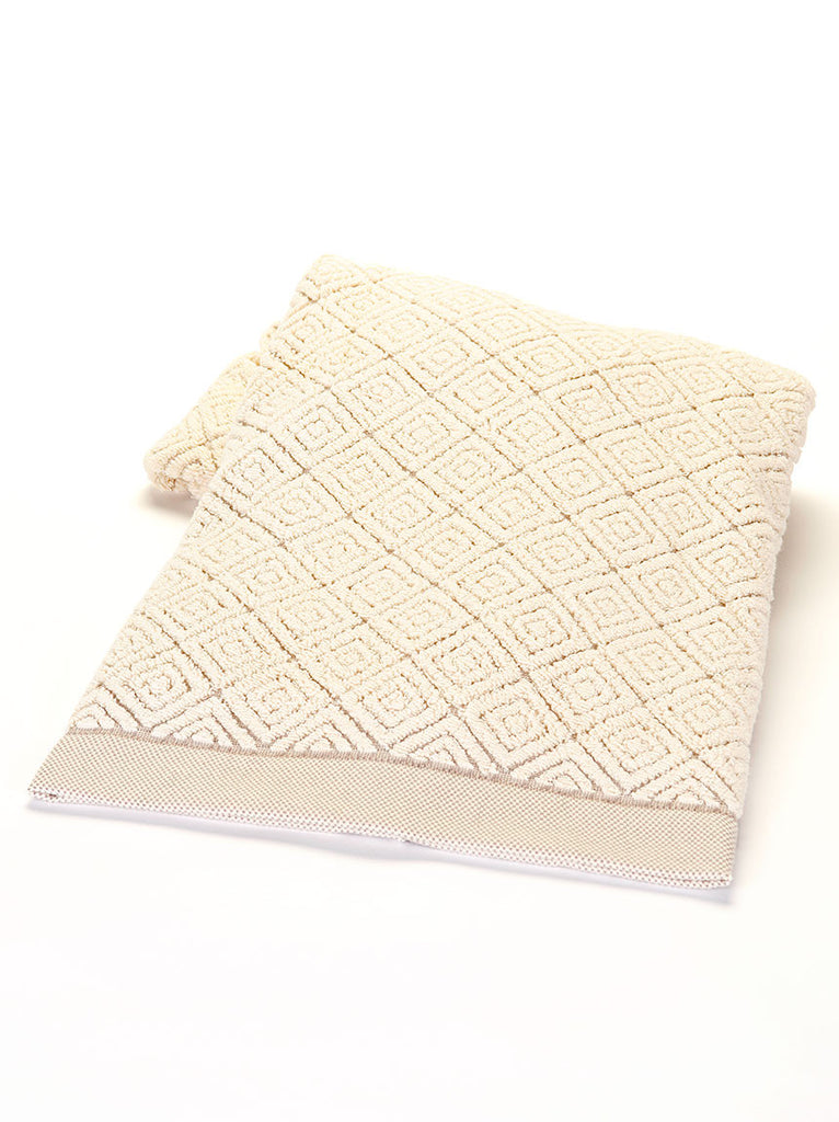 Bath Towel -  Diamond Beige