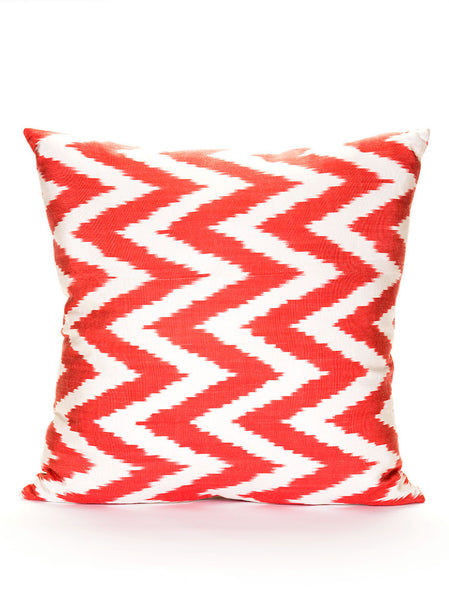 Silk Pillow Case, Coral