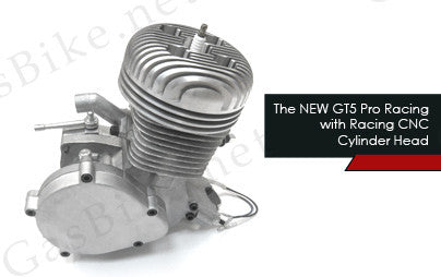 The New GT5 Pro Racing with Racing CNC Cylinder Head