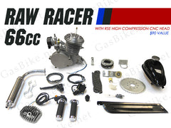 Raw Racer 66cc/80cc Bicycle Engine Kit
